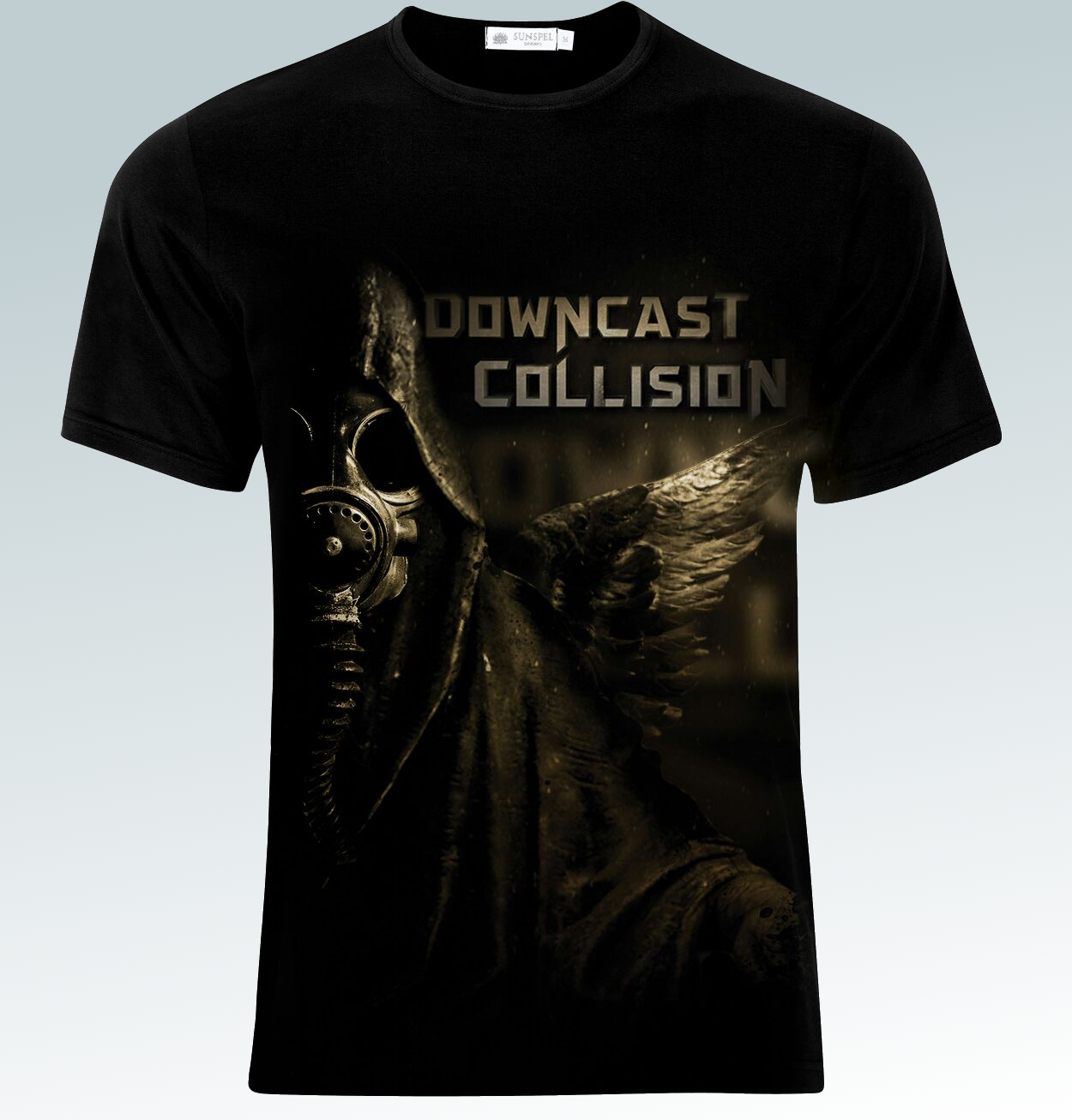 Shirt – Downcast Collision – Rise Up 2017