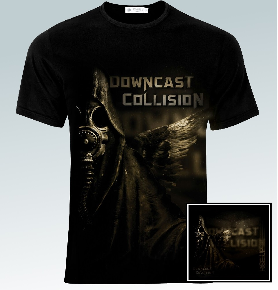 Package - Shirt Rise Up + CD Rise Up
