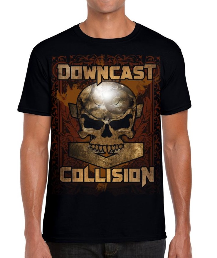 Shirt - Downcast Collision - 2020